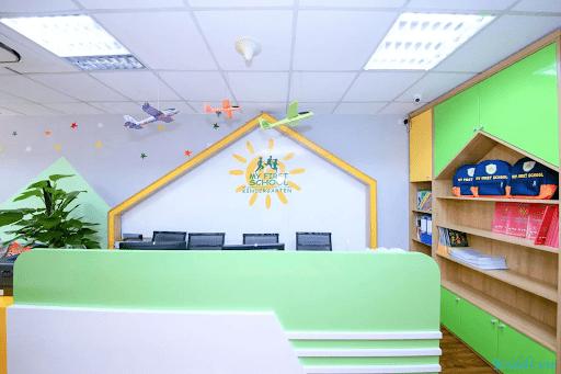 Trường mầm non song ngữ My First School - Tây Hồ, Hà Nội
