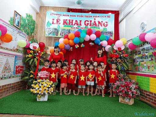Trường mầm non Tuổi Thần Tiên của bé - Ba Đình, Hà Nội