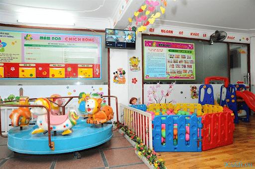 Trường mầm non Chích Bông - Từ Liêm, Hà Nội