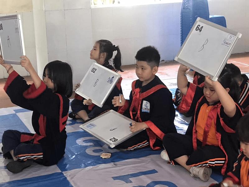Trường tiểu học Thăng Long - Hoàn Kiếm, Hà Nội