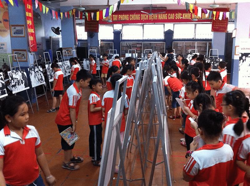 Trường Tiểu Học Ngô Thì Nhậm - Hai Bà Trưng, Hà Nội