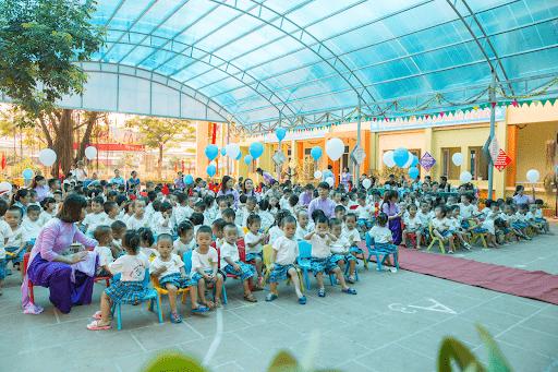 Trường mầm non Sao Mai - Gia Lâm, Hà Nội