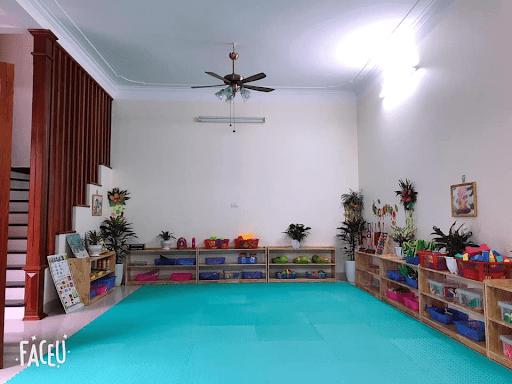 Trường mầm non nụ cười của bé - Gia Lâm, Hà Nội