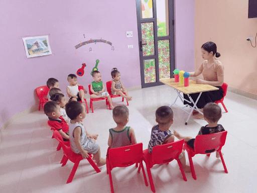 Trường mầm non Ánh Sao - Hà Nội