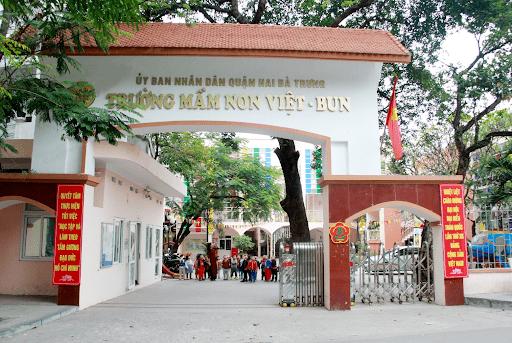 Trường mầm non Việt Bun - Hà Nội