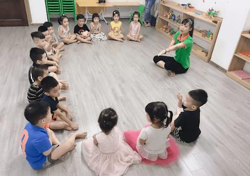 Trường mầm non Hạt Mầm Nhỏ - Hà Nội