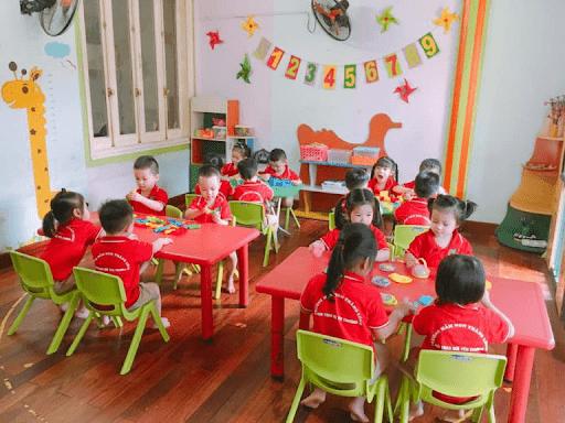 Trường mầm non Thăng Long - Hà Nội
