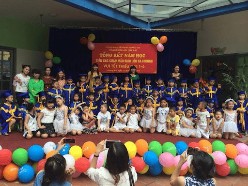 Trường mầm non Giáp Bát - Hà Nội