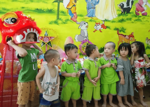 Trường mầm non Khôi Nhi - Hà Nội