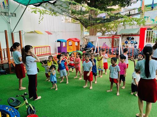 Trường mầm non Hoàng Văn Thụ - Hà Nội