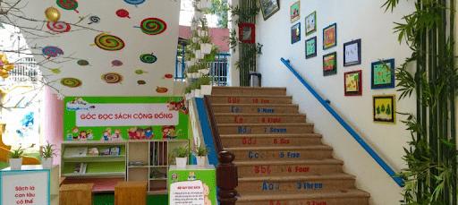 Trường mầm non Bình Minh - Hà Nội