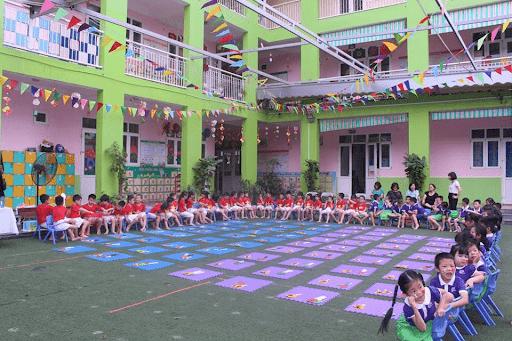 Mầm non Sắc màu - Chương Mỹ, Hà Nội