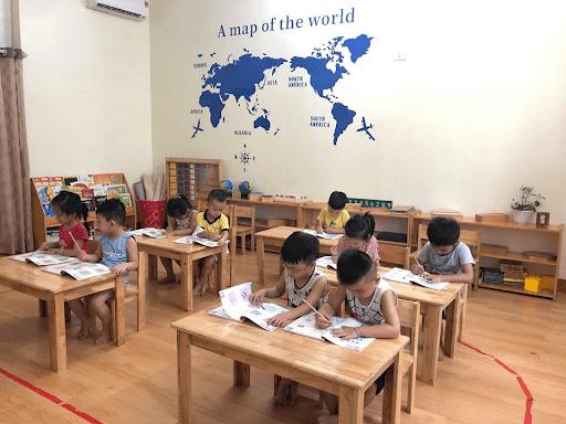 Trường mầm non Xuân Mai Montessori - Chương Mỹ, Hà Nội