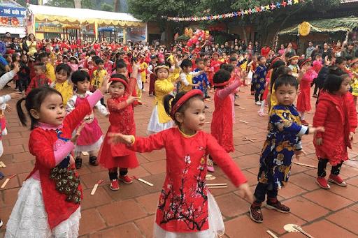 Trường mầm non Phú Cường - Sóc Sơn, Hà Nội