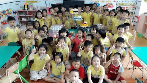Trường mầm non Liên Cơ - Sóc Sơn, Hà Nội