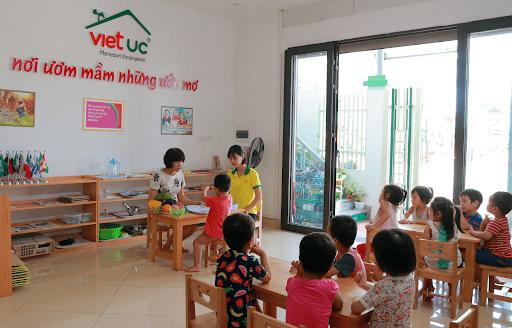 Trường mầm non Việt Úc Plus Montessori