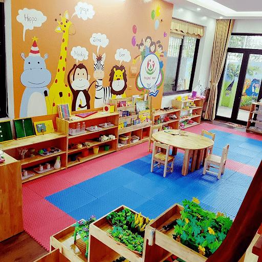 Mầm non Phương Anh Montessori - Thường Tín, Hà Nội