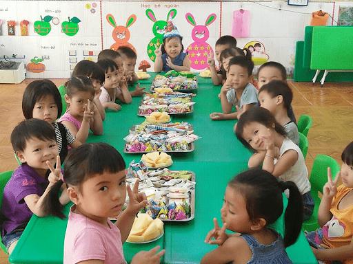 Trường mầm non Hoa Sơn - Ứng Hòa, Hà Nội