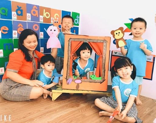Trường mẫu giáo Măng Non