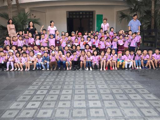 Trường mầm non Sunrise - Đông Anh, Hà Nội