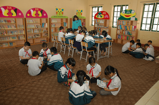 Trường tiểu học Liên Hà A - Đông Anh, Hà Nội