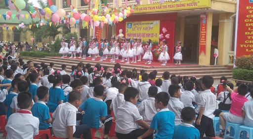 Trường tiểu học Xuân Canh - Đông Anh, Hà Nội