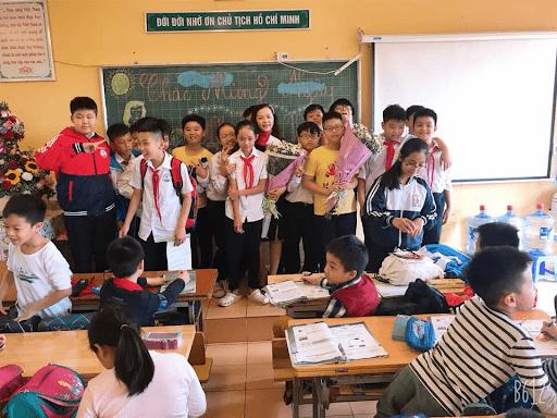 Trường tiểu học A thị trấn Văn Điển - Thanh Trì, Hà Nội