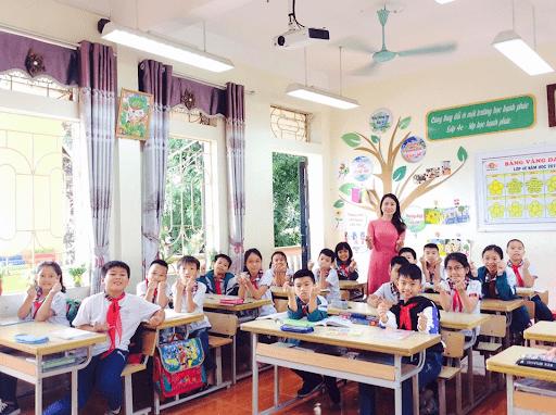 Trường tiểu học Lê Lợi - Sơn Tây, Hà Nội
