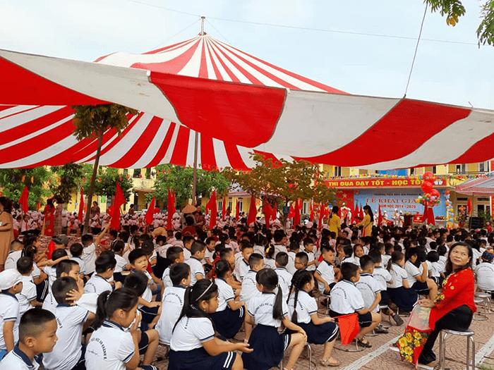 Trường tiểu học An Khánh B - xã An Khánh