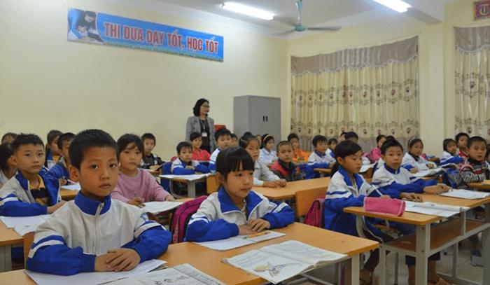 Trường tiểu học Liên Hiệp - xã Liên Hiệp