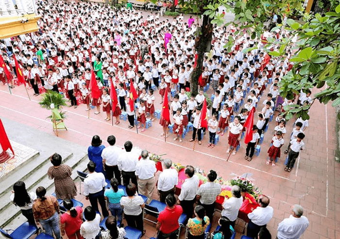 Trường tiểu học Bích Hòa - xã Bích Hòa