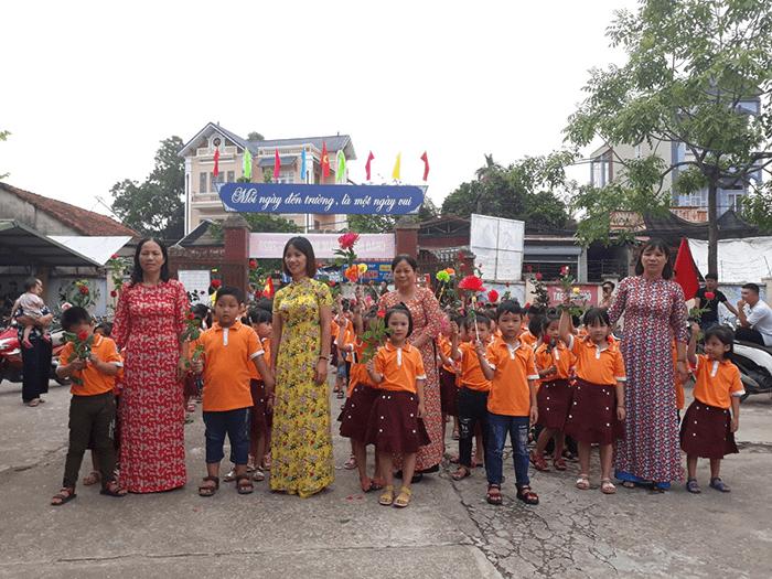 Trường tiểu học Bình Minh B - xã Bình Minh
