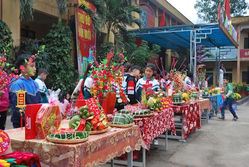 Trường tiểu học Tiên Phương