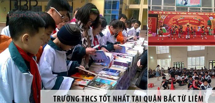 3 trường cấp 2 THCS tốt nhất tại quận Từ Liêm