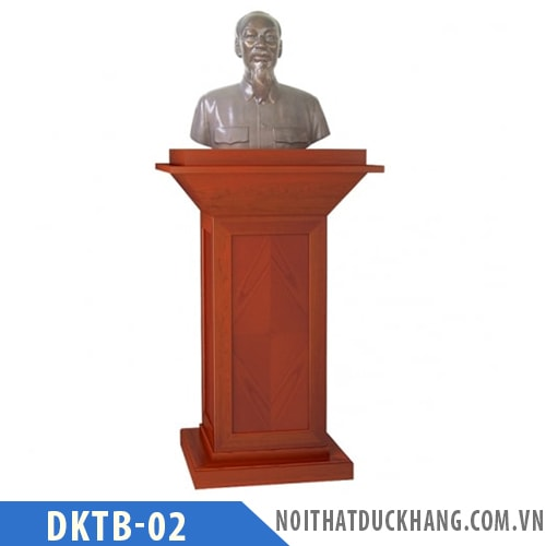 Bục tượng bác Đức Khang DKTB-02