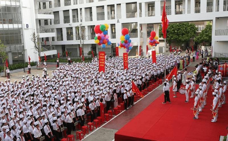 Trường THCS Lê Lợi - Phường Hà Cầu