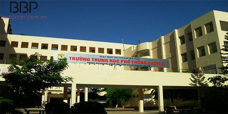 Trường THPT Chuyên - Đại học Sư phạm Hà Nội