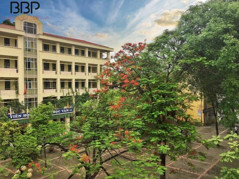 Trường THPT Việt Nam - Ba Lan