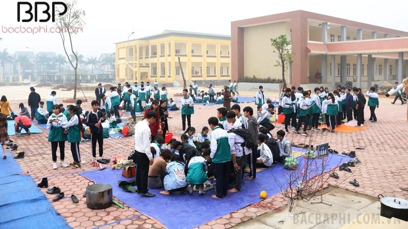 3 trường THPT công lập tốt nhất tại huyện Quốc Oai 1