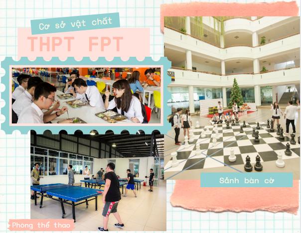 Trường THPT FPT