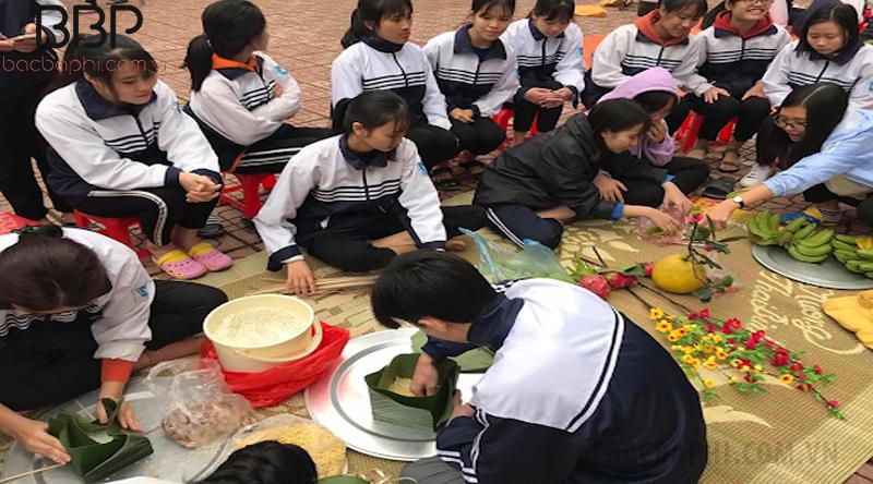 Trường THPT Yên Lãng