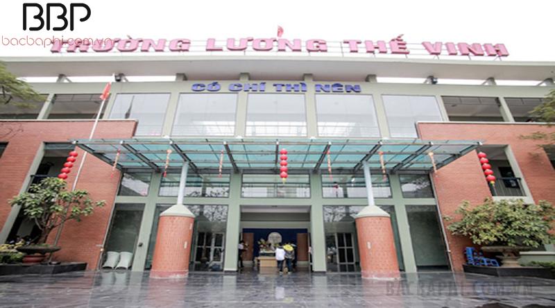Trường THPT dân lập Lương Thế Vinh
