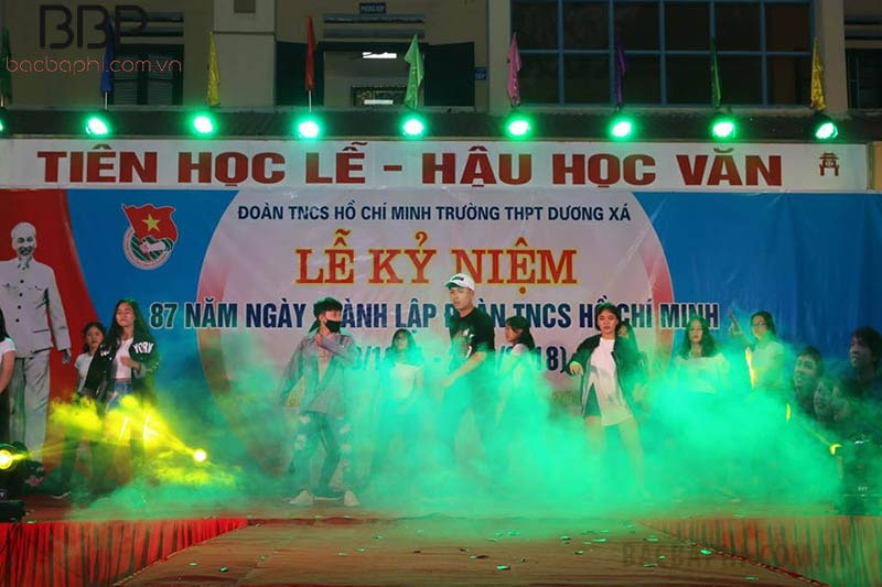 Trường THPT Dương Xá