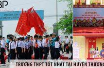 3 trường cấp 3 THPT tốt nhất tại huyện Thường Tín
