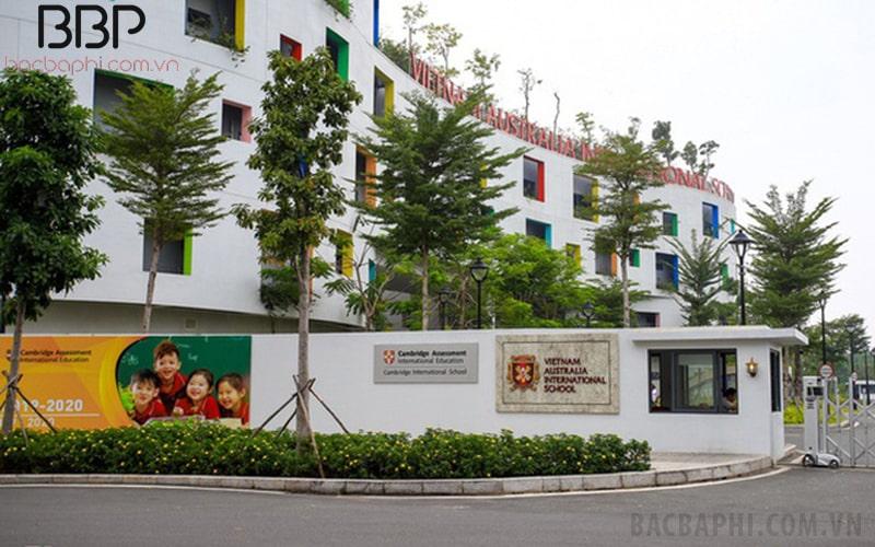 Trường Quốc tế Việt Úc - phường An Lợi Đông