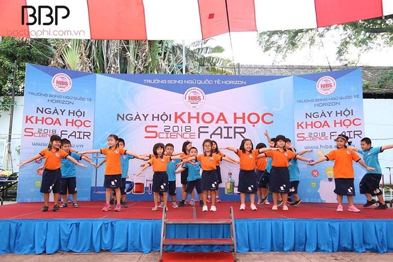 Trường song ngữ Quốc tế Horizon - phường Thảo Điền