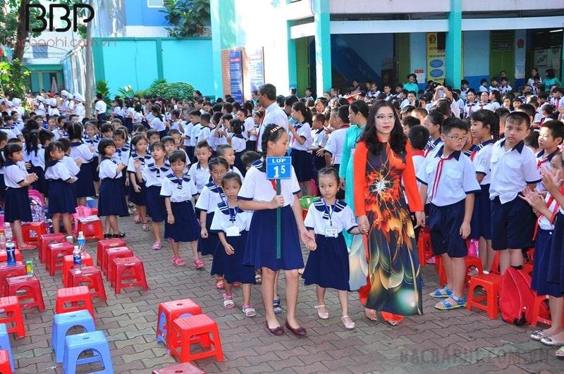 Trường tiểu học Kỳ Đồng - phường 9