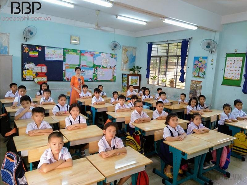 Trường tiểu học Đinh Tiên Hoàng - phường Hiệp Phú
