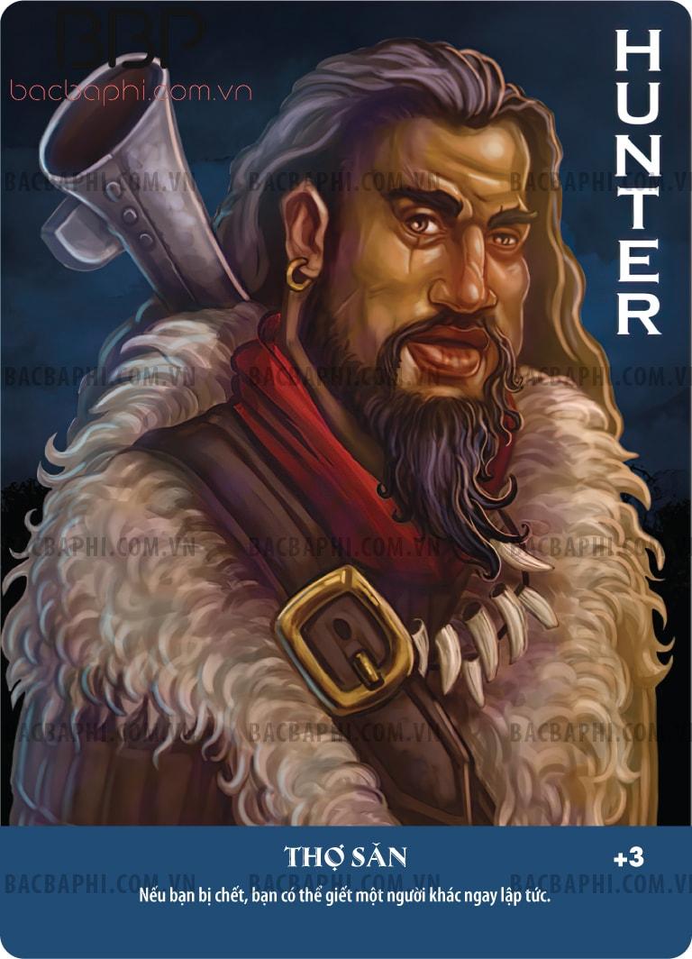 Hunter (Thợ săn)