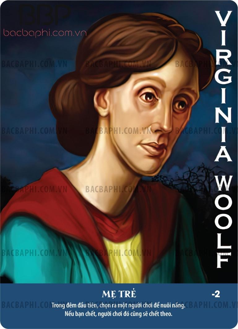 Virginia Woolf (Mẹ trẻ)